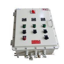 BXK自复位防爆元件电箱
