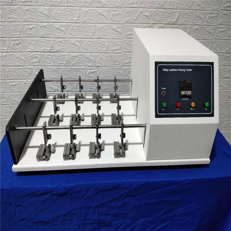 皮革耐折测试仪