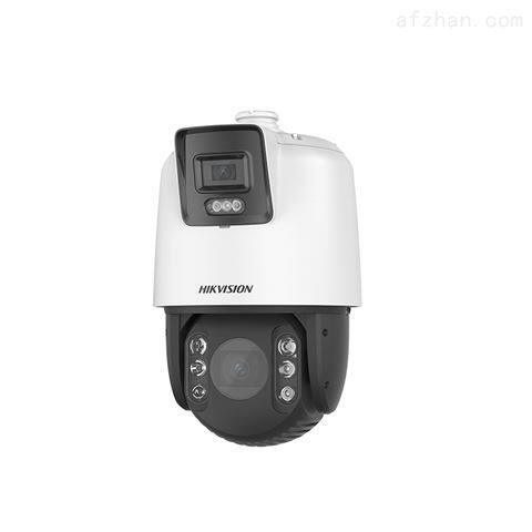 海康威视 400万全彩夜视全景智能网络摄像机