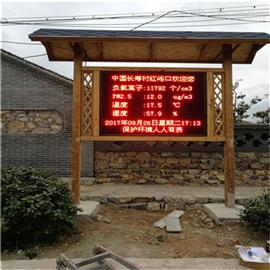 BYQL-FY湿地公园负氧离子在线监测无线传输