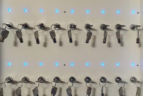 智能钥匙柜