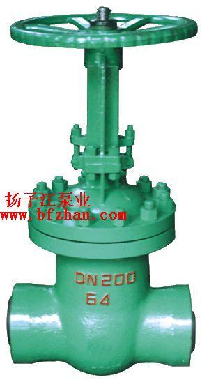 NKZ61H/Z64H焊接式真空闸阀