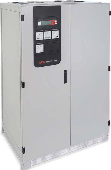AEG工业级UPS电源