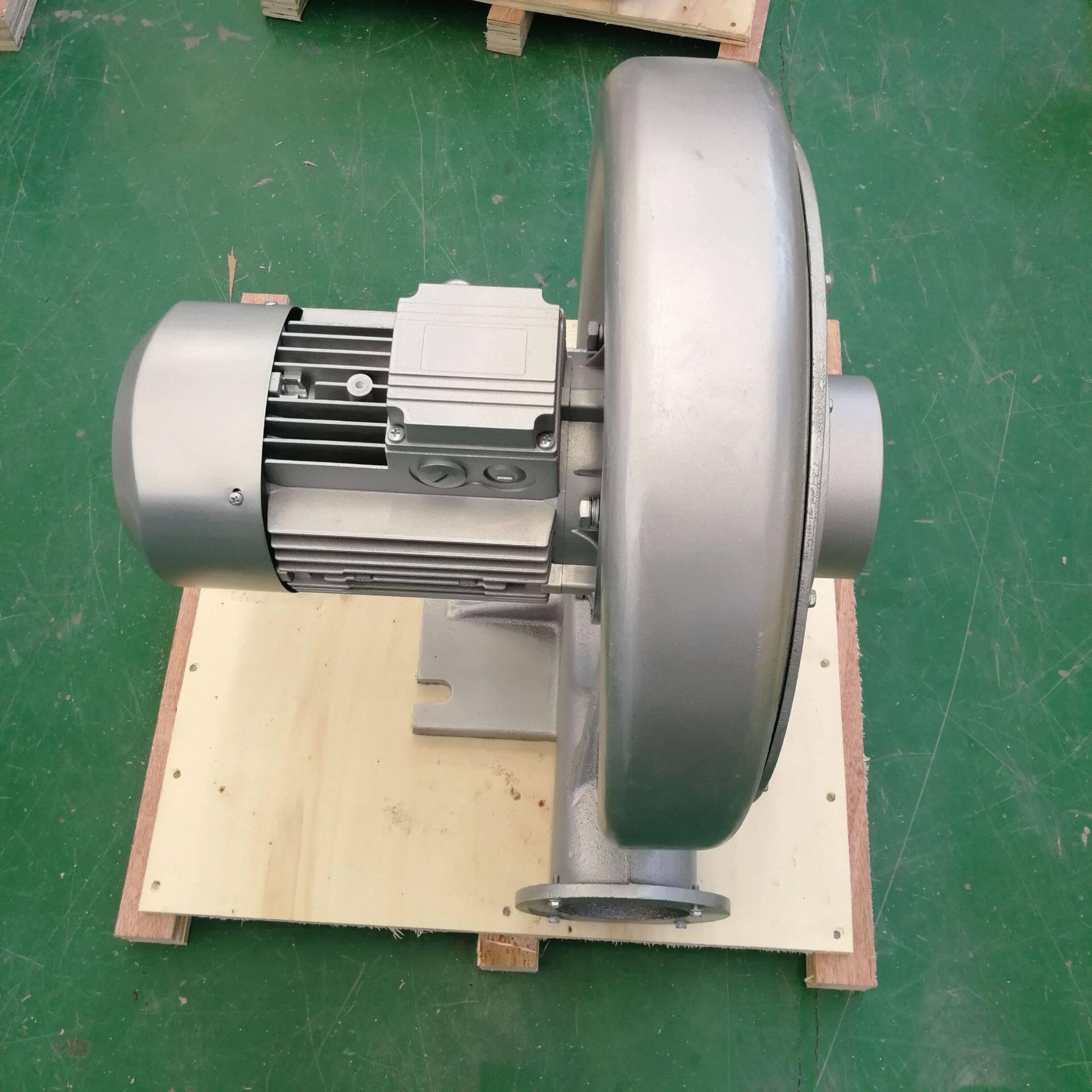 CX-100  1.5KW全风透浦式中压风机 气体输送送风中压鼓风机示例图17