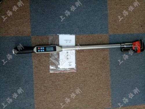 数显扭力测量扳手图片      配管钳头