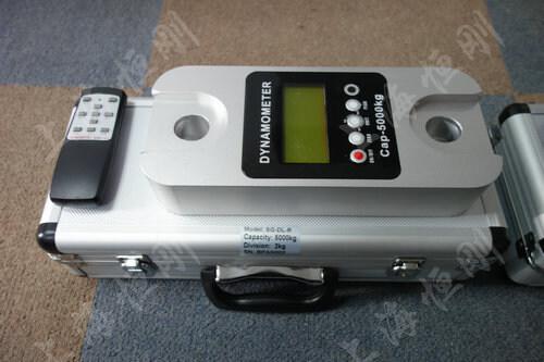 便携式无线遥控测力仪