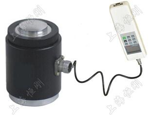 柱式外接传感器推拉力计    柱式测力传感器