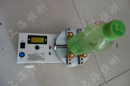 瓶盖开启扭矩检测仪
