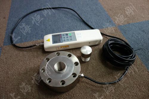 轮辐式压力测力仪图片
