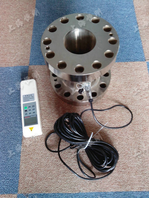 法兰压力测力仪图片