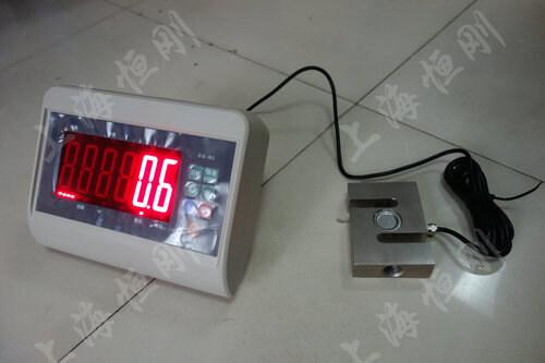 非标定制S型推压测力计