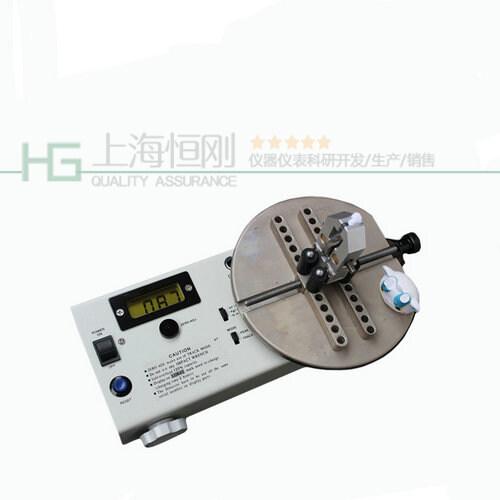 SGHP牙膏管扭力测试仪图片
