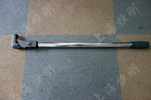预置型扭力扳手图片(管钳头)