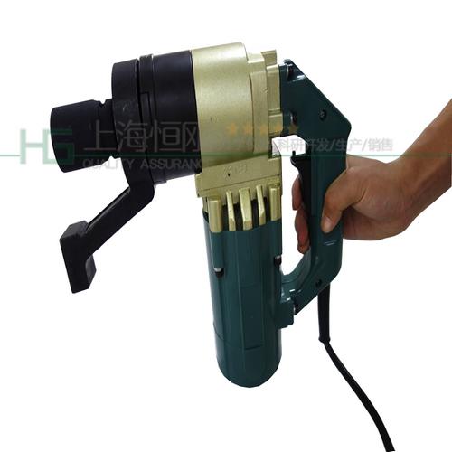 扭矩型电动高强螺栓扳手图片