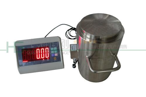 电子测力仪带柱型传感器
