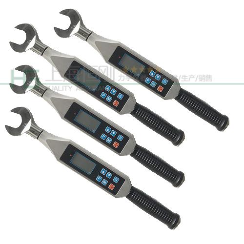 高强度螺栓电子扭力扳手图片(可配开口头)