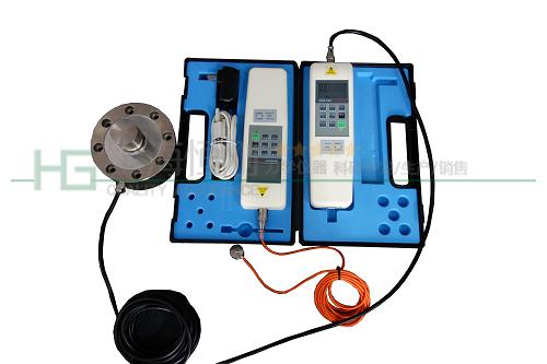 轮辐式电子压力测力计图片